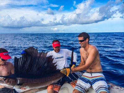 St Lucia Deep sea Fishing