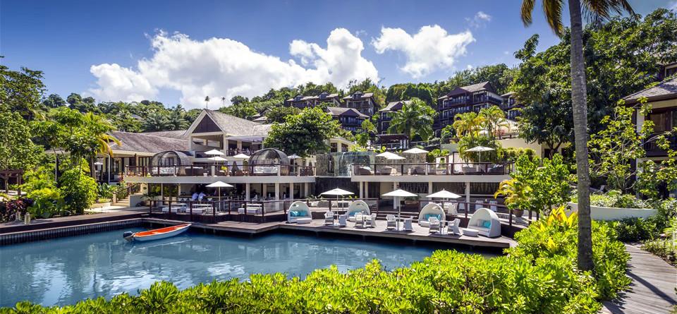 Capella Hotel and Marina resort