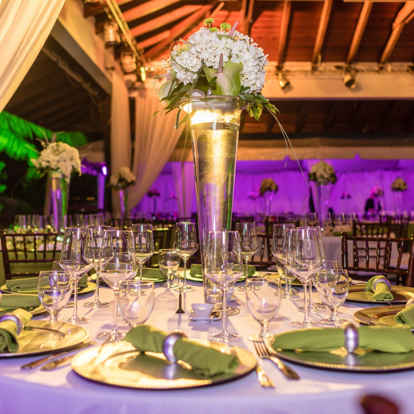 Gala Dinner St Lucia