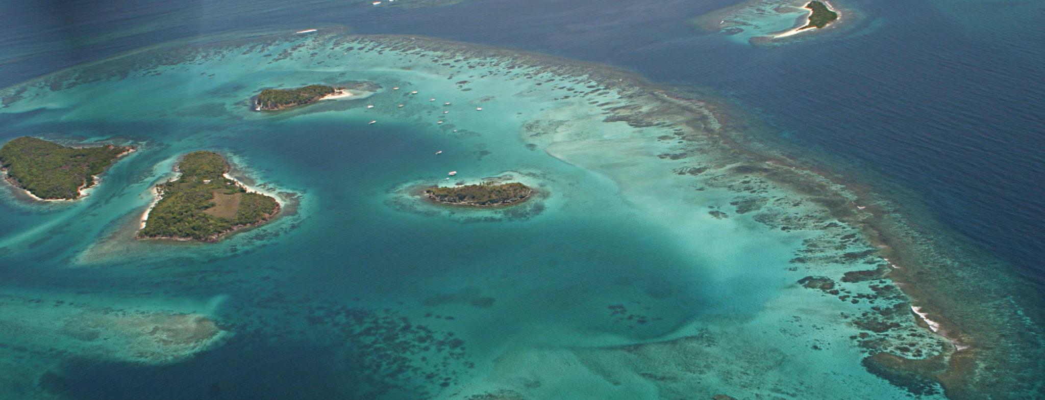Tobago Cays in The Grenadines Caribbean